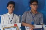 'Rèm thông minh' của học sinh Hà thành chiến thắng cuộc thi sáng tạo khoa học