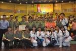 Học viện An ninh giành giải nhất Hội thi võ thuật Thanh niên CAND 2017