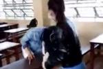 Tự nhận là 'hot face', nữ sinh Tiền Giang bị đánh bầm dập