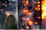 Nhiều người thiệt mạng trong vụ cháy tòa nhà 27 tầng ở London