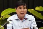Chủ tịch TP.HCM: 'Đừng có nhận chức mà làm không đến nơi đến chốn'