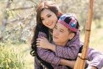 Ảnh cưới lãng mạn giữa rừng hoa mận trắng của hot girl 'dân tộc' khiến nhiều người ngỡ ngàng