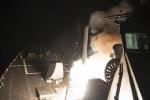 Syria đoán được Mỹ sẽ tấn công bằng tên lửa?