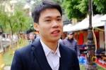 Gặp 'ông đồ' trẻ tuổi nhất Việt Nam