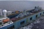 Tàu ngầm Kilo Hà Nội đang ở đâu trên đại dương?
