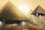 Xem bằng chứng người ngoài hành tinh xây kim tự tháp