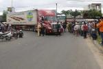 Đà Nẵng: Nữ sinh lớp 8 bị cuốn vào gầm container, chết thảm trên đường đi học về