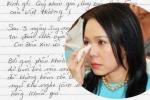 Việt Hương viết thư tay, cúi đầu xin lỗi vì diễn hài tục tĩu
