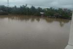 Nguy cơ lũ chồng lũ, nhiều nơi ở Quảng Bình lại mênh mông nước