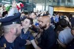 Tin tức Euro 4/7: Đội tuyển Italia được chào đón như người hùng