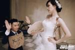 Ảnh cưới hài hước 'không đụng hàng' của cặp đôi yêu nhau 12 năm
