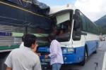 Tài xế Phan Văn Bắc anh dũng 'dìu' xe khách mất phanh: CSGT bác tin xe tải chạy vượt lên xe khách