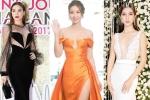 Hà Hồ, Kim Tuyến lọt Top mỹ nhân mặc đẹp nhất tuần