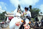 'Soái ca' phố núi Đắk Lắk đưa nàng về dinh bằng dàn Honda 67 cực 'chất'