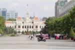 TP.HCM cấm xe lưu thông vào đường Nguyễn Huệ