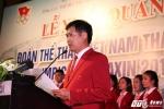 Quan chức Việt Nam tham dự Olympic: 'Đoàn không có ai sang Rio đi chơi'