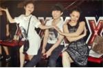 Hồ Quỳnh Hương - Nathan Lee ân cần an ủi 'hiện tượng 17 tuổi' của X-factor
