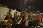 Vây bắt 20 'quái xế', đập tan kế hoạch 'bão đêm' ở Sài Gòn