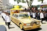 Tận mắt khối tài sản 'triệu người mơ' của Quốc vương Brunei