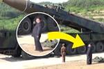 Video: Hành động tắc trách này của Kim Jong-un suýt khiến tên lửa nổ tan tành trước khi phóng