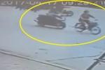 Video: Truy tìm thanh niên đi xe SH tông người phụ nữ bất tỉnh rồi bỏ trốn