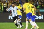 Video xem trực tiếp Singapore vs Argentina: Messi cho Singapore ăn quả lừa