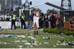 Nam thanh, nữ tú Australia say xỉn, ngủ chung với rác sau khi xem đua ngựa