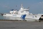 Tàu lực lượng bảo vệ bờ biển Ấn Độ cập cảng Đà Nẵng