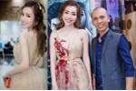 Elly Trần sexy với váy áo trong veo, thân thiết bên nghệ sỹ saxophone Minh Tâm Bùi