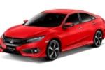 Honda Civic RS Modulo có giá 540 triệu đồng
