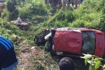 Xe sang lao xuống vực, 7 người thương vong