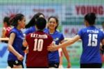 Trực tiếp tranh hạng 3 bóng chuyền VTV Cup 2017: Vân Nam Trung Quốc vs 4.25 Triều Tiên