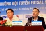 Mối duyên đặc biệt và sứ mệnh lịch sử của HLV Miguel với Futsal Việt Nam