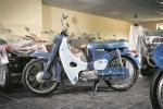 Ngắm 7 mẫu xe máy huyền thoại của Honda