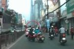 Dàn cảnh tai nạn giao thông, cướp túi xách chứa 50 triệu đồng