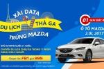 Dân mạng 'phát sốt' với giải thưởng Mazda 6 của MobiFone