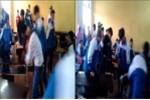 Nhóm học sinh lớp 8 đánh bạn dã man ở Nam Định: Đã có hình thức kỷ luật