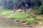 Tìm thấy thi thể nam thanh niên dưới sông sau 2 ngày mất tích
