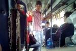Giang hồ lừa đảo trên xe buýt: Dân khiếp đảm, tài xế sợ trả thù