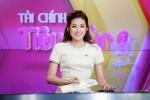Vì sao Á hậu Tú Anh trụ được với vai trò dẫn chương trình trên sóng quốc gia?