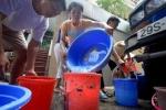 Hàng loạt quận trung tâm Hà Nội có thể thiếu nước sinh hoạt