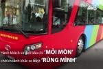 Cận cảnh nội thất sang trọng của xe buýt 2 tầng lần đầu lăn bánh ở Hà Nội