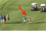 2 golf thủ tức giận 'đấu boxing' ngay trên sân golf