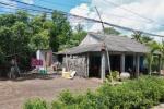 Ngôi nhà cấp 4 đơn sơ của gia đình Hồ Văn Cường ở Tiền Giang