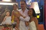 Đoan Trang và chồng tỷ phú làm tiệc mừng con gái tròn 1 tuổi