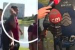Đài CMTV bất ngờ xử lý lạ chiếc micro bị Ronaldo ném xuống nước