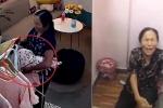 'Nữ quái' chuyên mang bao tải đi trộm đồ tự nhận 'tâm thần' khi bị bắt quả tang