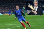 Nóng cuộc đua Vua phá lưới Euro 2016