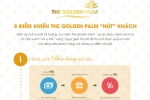 8 điểm khiến The Golden Palm 'hút' khách