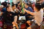 Tỉ lệ đàn ông Việt Nam uống rượu bia đứng đầu thế giới